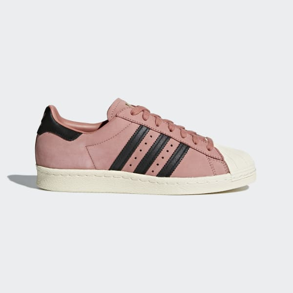 adidas Superstar 80s Shoes - Pink | adidas US | Tuggl