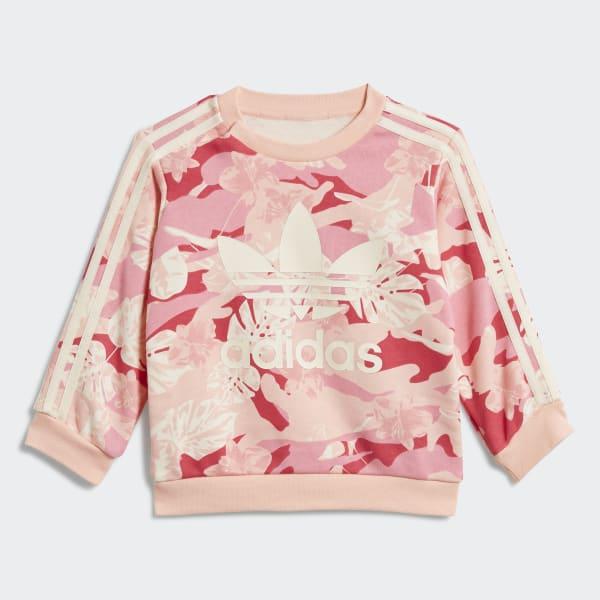 adidas sweatshirt cream