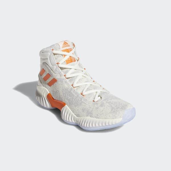8231ea3452195 adidas Candace Parker Pro Bounce 18 Shoes - White