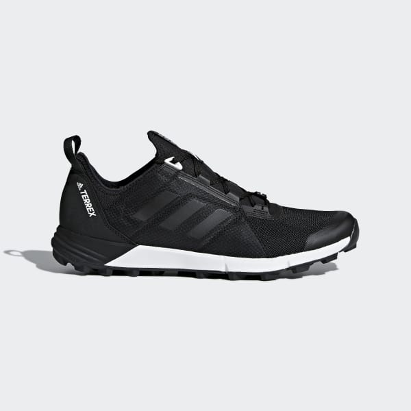 cuota de matrícula desvanecerse pintar  adidas Terrex Speed Shoes - Black | adidas US
