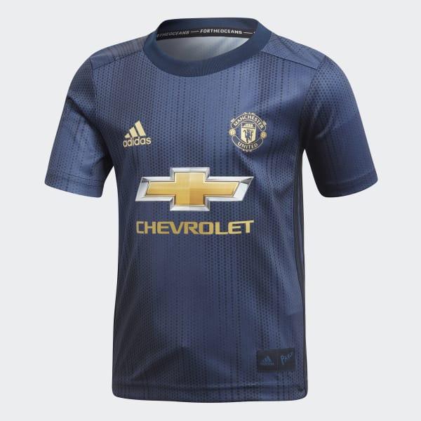 Mini kit Manchester United Third