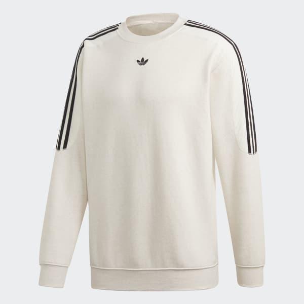 5978c1ed87a adidas Radkin Crewneck Sweatshirt - White | adidas Australia