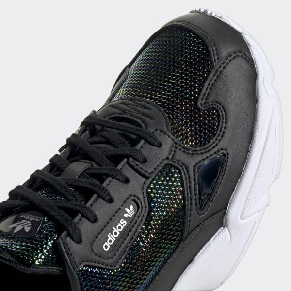falcon noir adidas