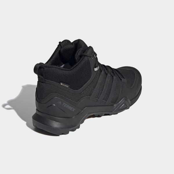 100% authentic b532b e8573 adidas Terrex Swift R2 Mid GTX Shoes - Black   adidas US