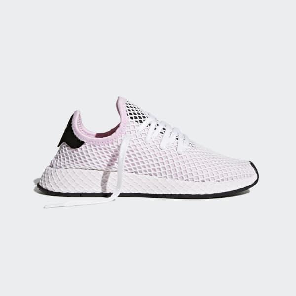 low priced 4fcc7 ef23a adidas Deerupt Runner sko - Pink  adidas Denmark