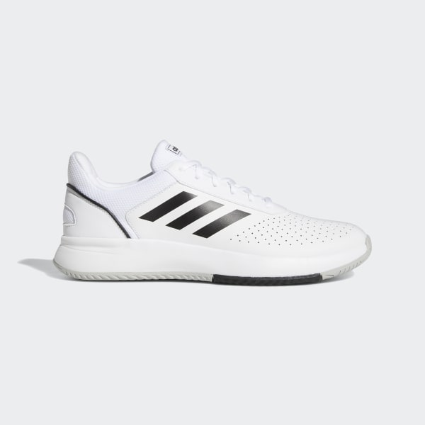 3b5571e10 Tênis Courtsmash - Branco adidas