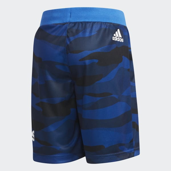 Shorts Camouflage Graphic