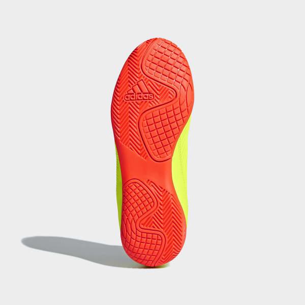 Chimpunes de Fútbol Predator Tango 18.3 Indoor Niño - Amarillo adidas  baca30dd89487