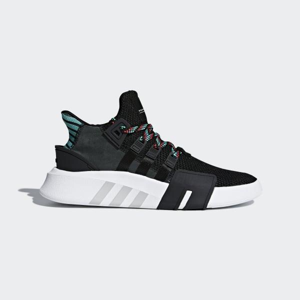 adidas EQT Bask ADV Shoes - Black | adidas US | Tuggl