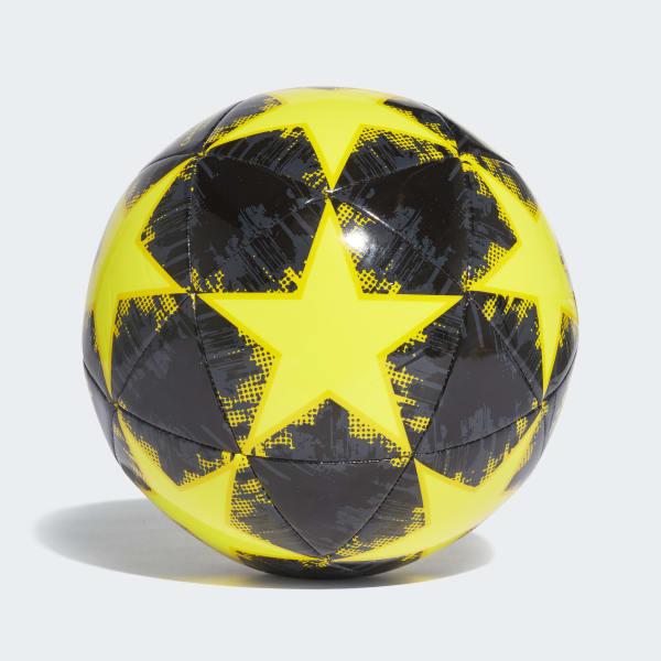 af095b6464683 adidas Finale 18 Juventus Capitano Ball - Yellow
