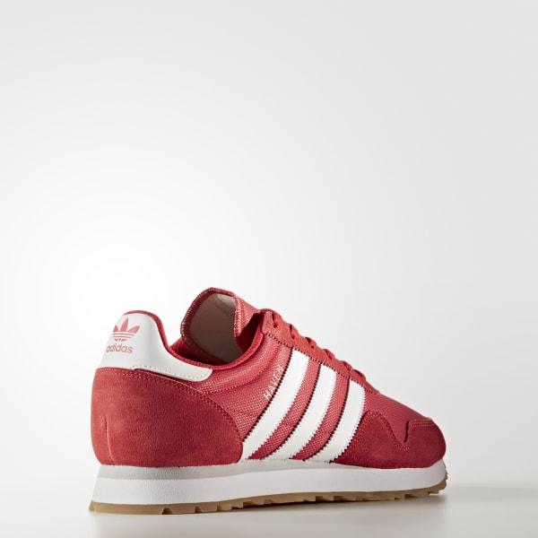 zapatillas adidas haven rojo