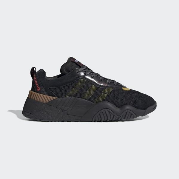 Escoba Anuncio Intestinos  adidas Originals by AW Turnout Trainer Shoes - Black | adidas US