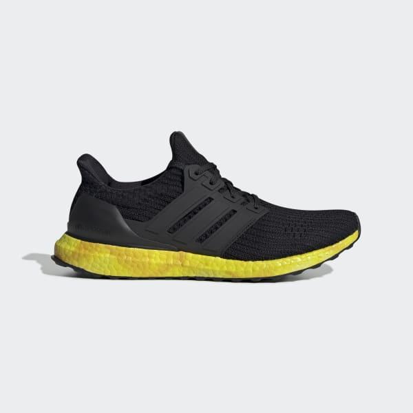 adidas Ultraboost Shoes - Black   adidas US