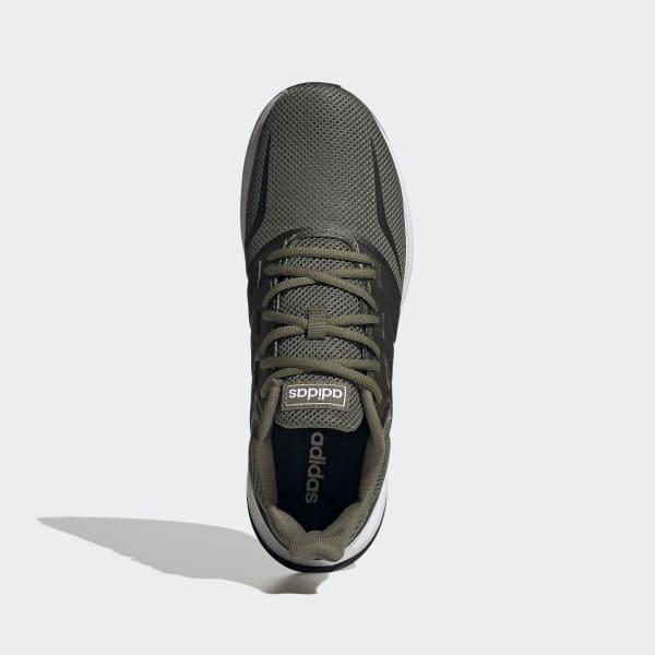 adidas Runfalcon Shoes - Green | adidas UK