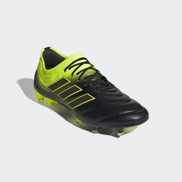 adidas Copa 19.1 Firm Ground Cleats - Black  77a2ee1d02eb7