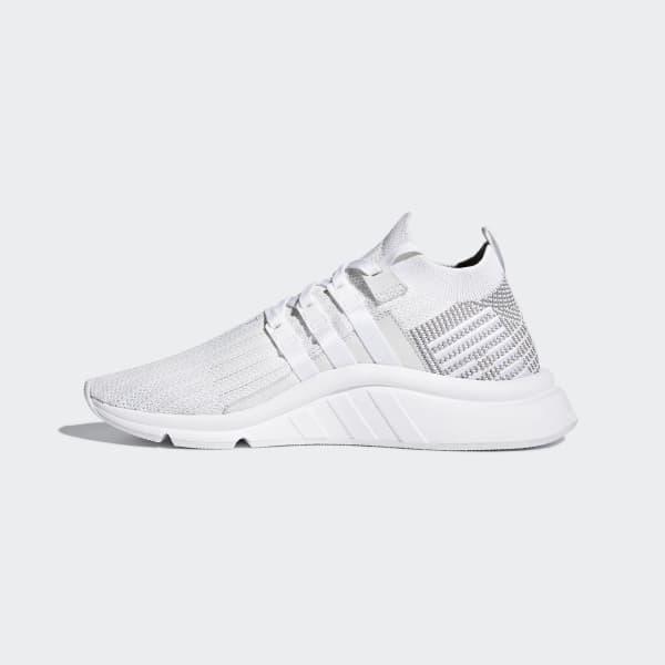 Meia Sapatilha Adidas Ultraleve Alphaskin Branco