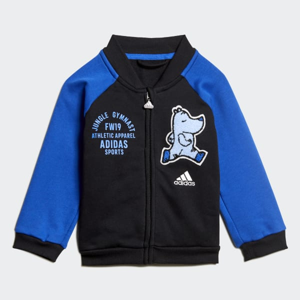 Baseball Fleece Jogger Set
