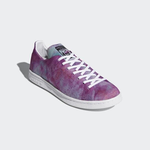 online store 84eb7 dcec0 adidas Tenis PHARRELL WILLIAMS HU HOLI Stan Smith MC - CHALK CORAL S18    adidas Mexico