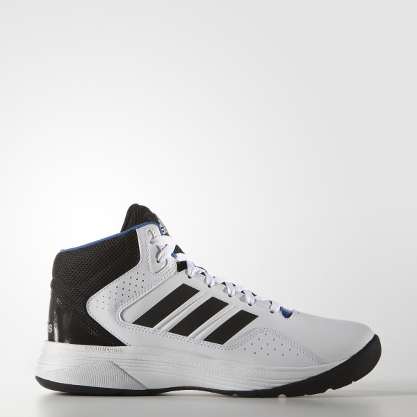 4164ccb521a adidas Cloudfoam Ilation Mid Shoes - White