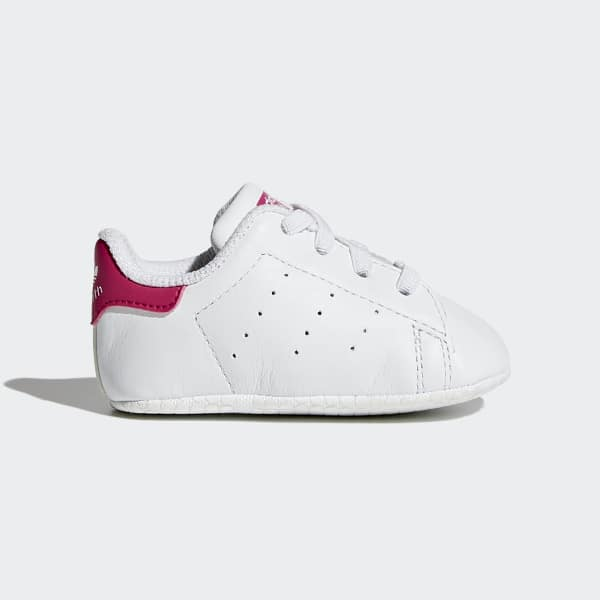 Baby & Toddler Clothing Adidas Stan Smith Infants/toddlers Shoes White/bold Pink Bb2999 High Quality Goods