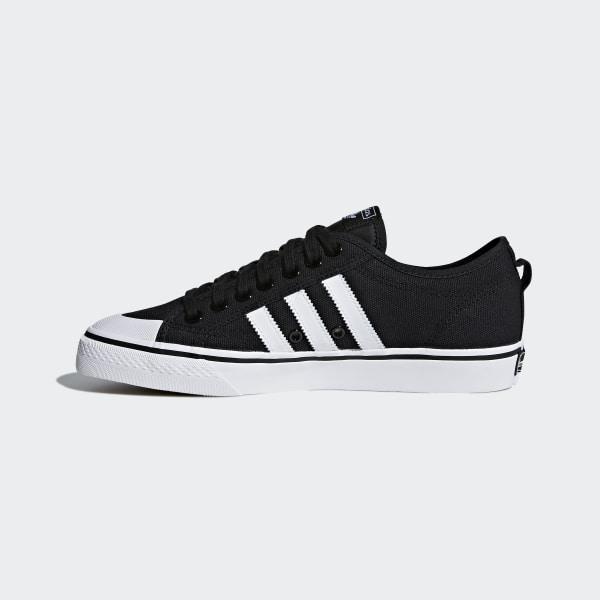adidas Nizza Shoes Black adidas US    adidas Nizza Sko Sort   title=          adidas US