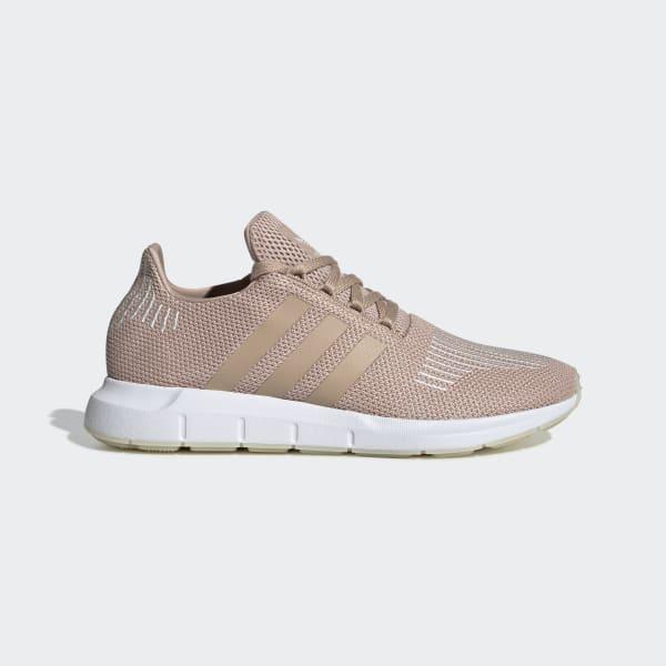 adidas Swift Run Shoes - Beige | adidas US