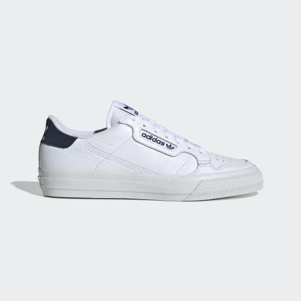 adidas Continental Vulc Schoenen - Wit | adidas Officiële Shop