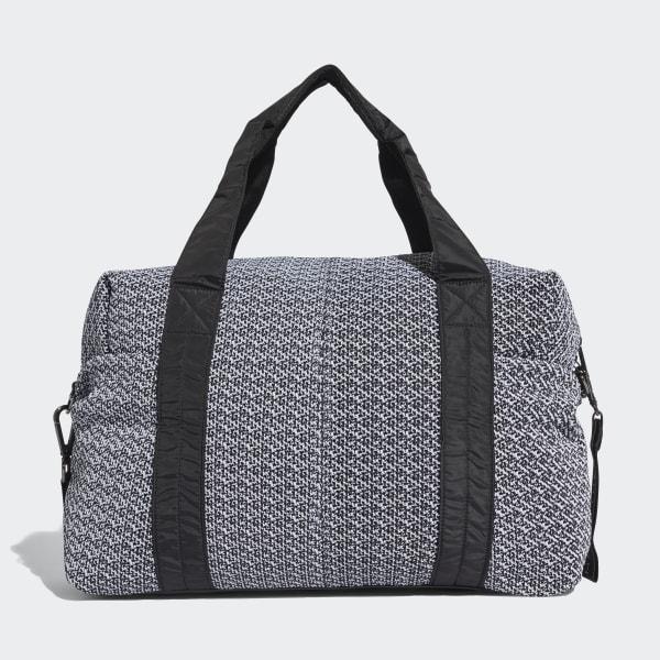 adidas by Stella McCartney Shipshape Bag (Black/White/Gunmetal) Bags