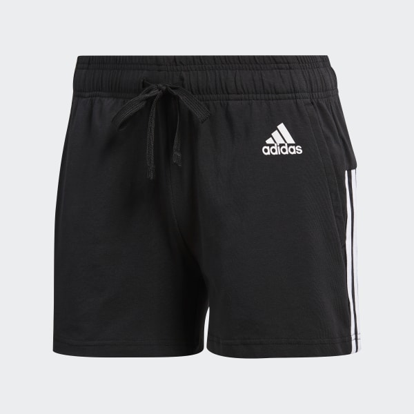 adidas Essentials 3-Stripes Short - Zwart | adidas Officiële Shop
