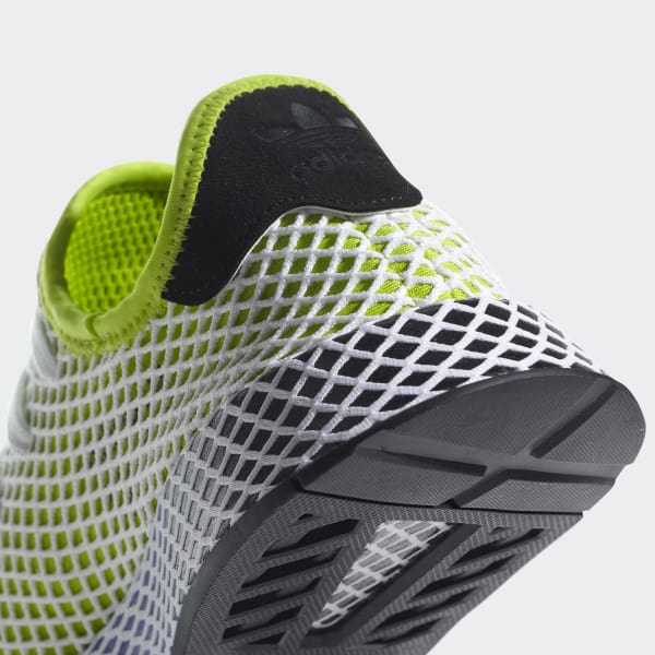 adidas deerupt runner shoes green adidas us