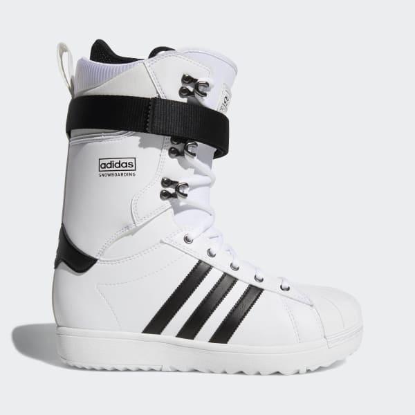 adidas Superstar ADV Boots - White  7f09f4ad6f0c
