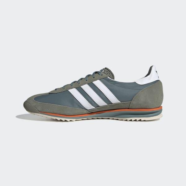 adidas SL 72 Shoes - Green | adidas US