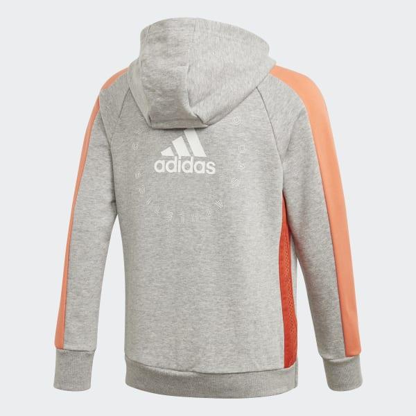 adidas athletics jacke kinder