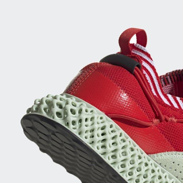 size 40 0eb68 4561c adidas Y-3 Runner 4D - Rød  adidas Denmark