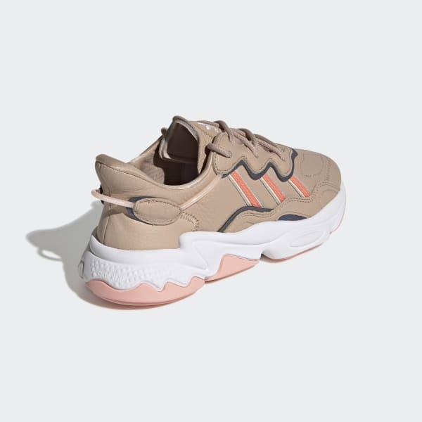 adidas OZWEEGO Shoes - Beige | adidas US