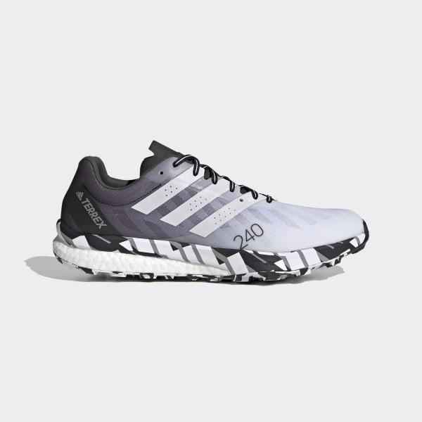 adidas Terrex Speed Ultra Trail Running Shoes - White | adidas US