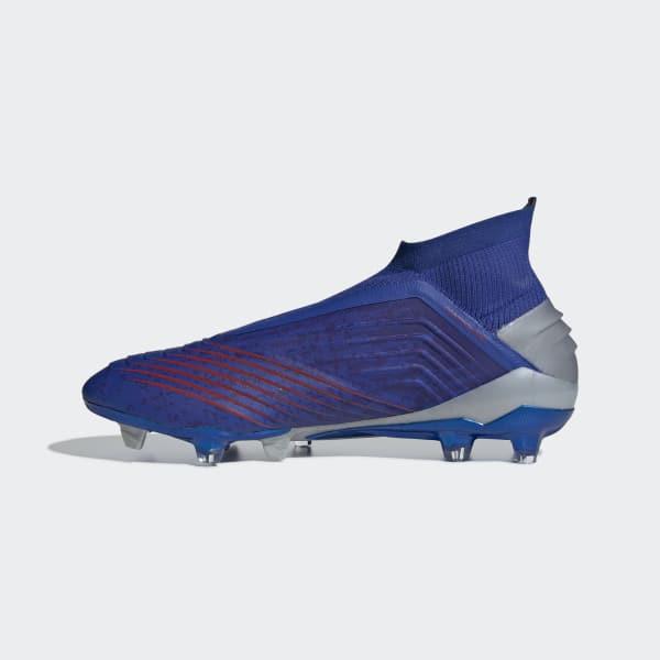 0bcb4e69 adidas Футбольные бутсы Predator 19+ FG - синий | adidas Россия