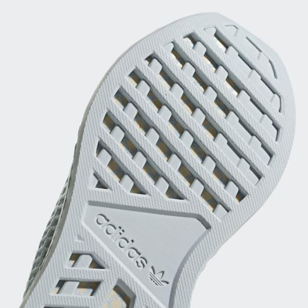 Abrazadera Lo anterior Limpiar el piso  adidas Deerupt Runner Shoes - Blue   adidas US