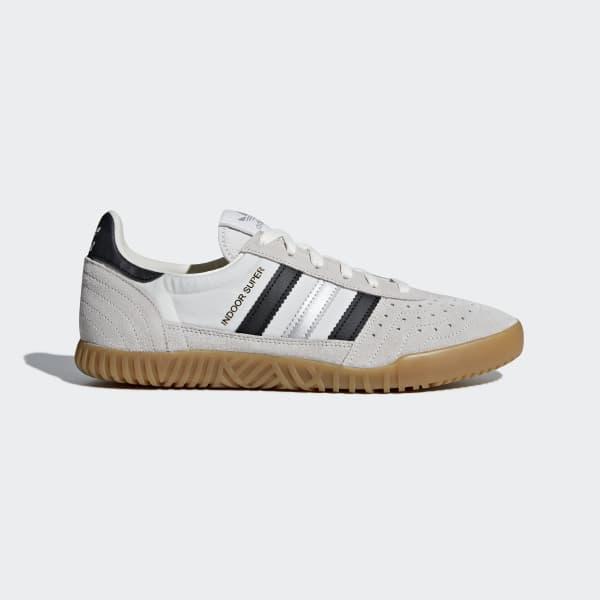 adidas Indoor Super Shoes - White | adidas US | Tuggl