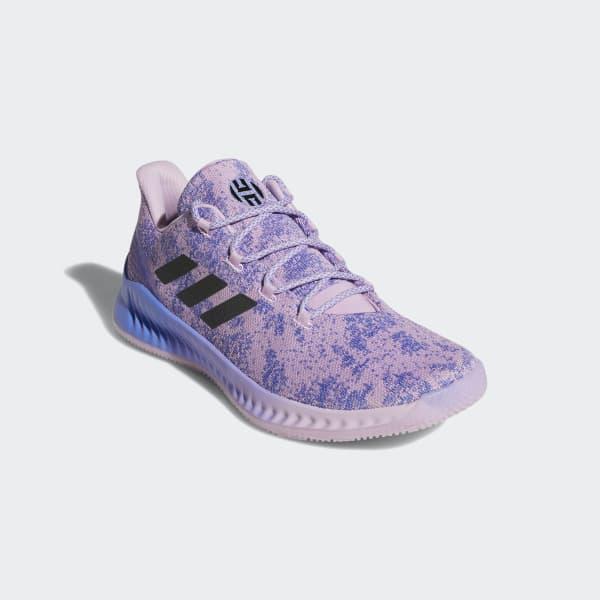 1571bd30ca3 adidas Harden B E X Shoes - Purple