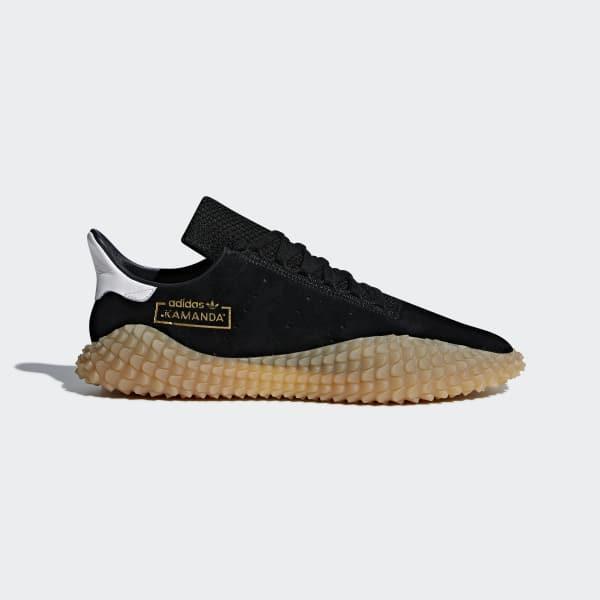 adidas Kamanda Shoes - Black | adidas US | Tuggl