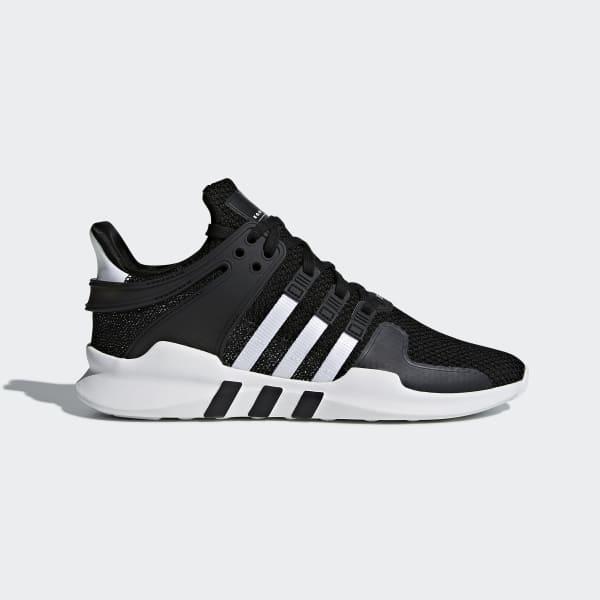 adidas EQT Support ADV Shoes - Black | adidas US | Tuggl