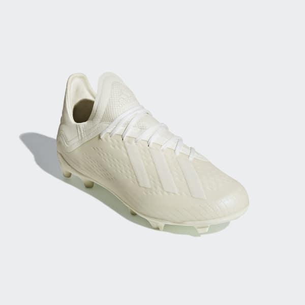 adidas Botas X 18.1 – Piso Firme Branco | adidas MLT