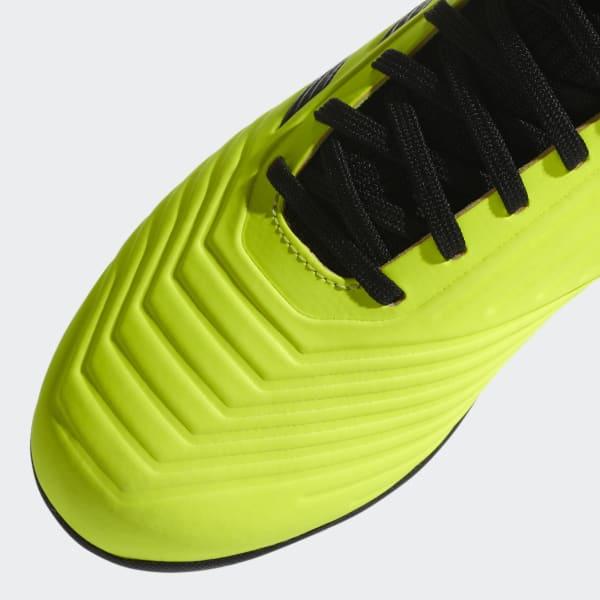 adidas Calzado de fútbol Predator Tango 18.3 Césped Artificial Niño -  Amarillo  69128e3fd4e38