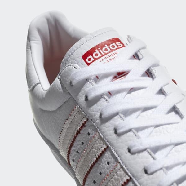 545a8bc984d2 adidas Superstar 80s CNY Schuh - Weiß