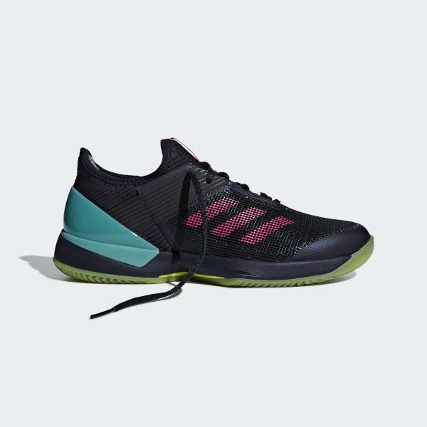 hot sales 4ac6e b1650 adidas adizero Ubersonic 3.0 Clay Skor - Blå  adidas Sweden