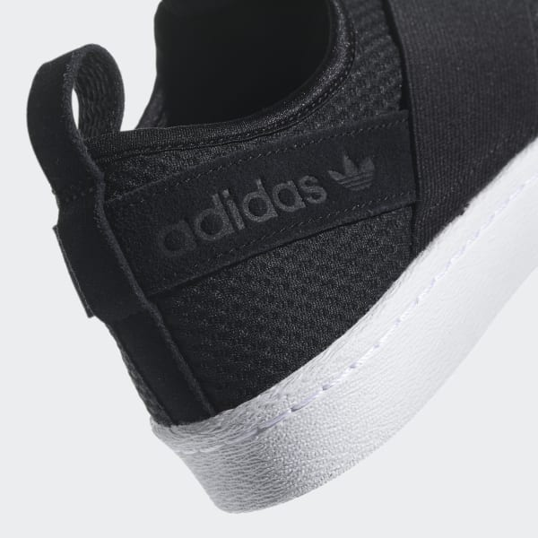 new arrival bc427 932a1 adidas Superstar Slip-on Shoes - Black   adidas US
