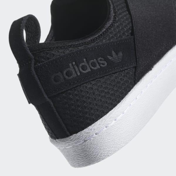 2eb5ddb8fe827 Tênis Superstar Slip-on - Preto adidas