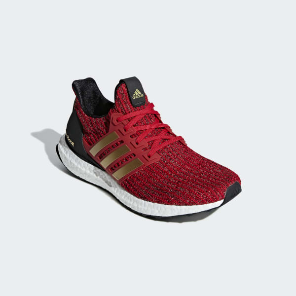 adidas x Game of Thrones House Lannister Ultraboost Shoes