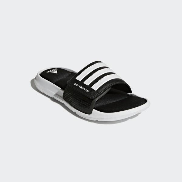 dd57b7828 adidas Superstar 5G Slides - Black
